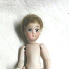 Muñecas Porcelana: MUÑECA ARTICULADA PORCELANA AÑOS 30, BUEN ESTADO. MED. 12 CM. Lote 89179548