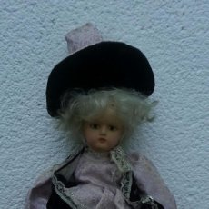 Muñecas Porcelana: MUÑECA MUY ANTIGUA DE PORCELANA. Lote 89520412