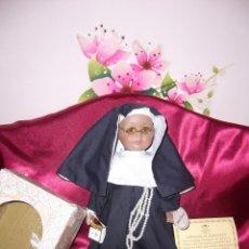 Muñecas Porcelana: MONJA MUÑECA PORCELANA-SISTER THERESA. TERESA. SOR. MARÍA. Lote 89698988