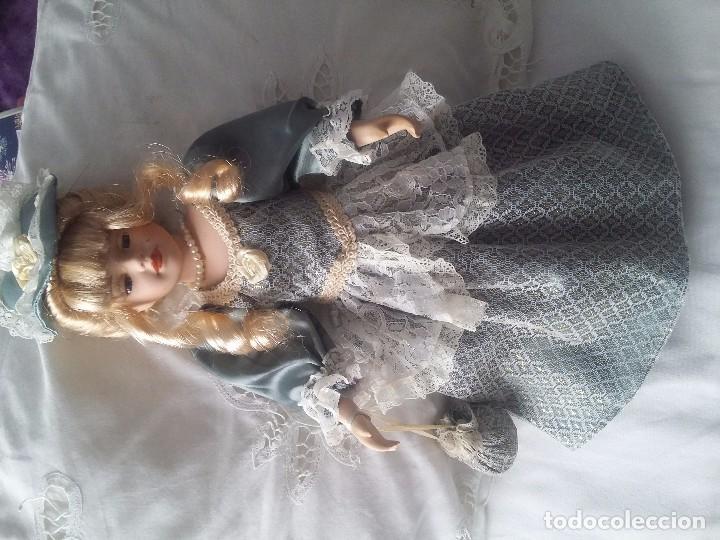 Muñecas Porcelana: Preciosa muñeca de porcelana - Foto 2 - 90890255