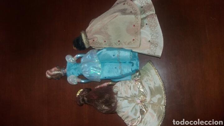 Muñecas Porcelana: LOTE DE MUÑECAS DE PORCELANA PRINCESAS DISNEY - Foto 2 - 91599552