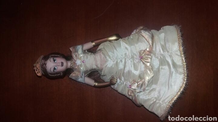 Muñecas Porcelana: LOTE DE MUÑECAS DE PORCELANA PRINCESAS DISNEY - Foto 5 - 91599552