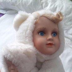 Muñecas Porcelana: PRECIOSA BEBÉ. Lote 91601720