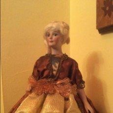 Muñecas Porcelana: MUÑECA DE PORCELANA. Lote 91752360