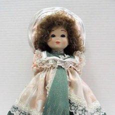 Muñecas Porcelana: MUÑECA DE PORCELANA VINTAGE DE COLECCIÓN EN BUEN ESTADO. Lote 93913785