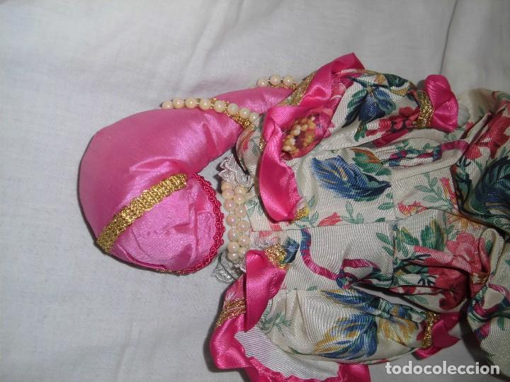 Muñecas Porcelana: BONITO PIERROT DE PORCELANA Y RELLENO MARCADO EN EL CUELLO GELY BOBES - Foto 10 - 94337714