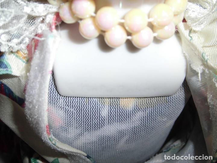 Muñecas Porcelana: BONITO PIERROT DE PORCELANA Y RELLENO MARCADO EN EL CUELLO GELY BOBES - Foto 13 - 94337714