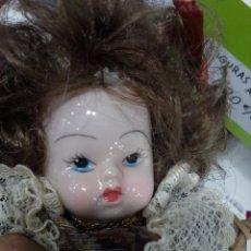 Muñecas Porcelana: MUÑECA DE PORCELANA POSIBLEMENTE RAMÓN INGLÉS. Lote 94406458