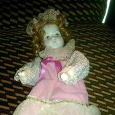 Muñecas Porcelana: ANTIGUA MUÑECA PORCELANA. Lote 94501118