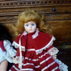 Muñecas Porcelana: TRES MUÑECAS DE LOS AÑOS 60.. Lote 95692732