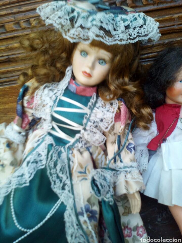 Muñecas Porcelana: Tres muñecas de los años 60. - Foto 4 - 95692732