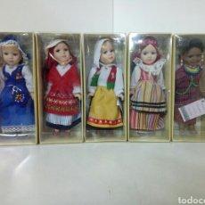 Porzellan-Puppen - Muñecas del mundo de PORCELANA - 96087395