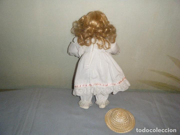 Muñecas Porcelana: MUÑECA DE PORCELANA DE COLECCIÓN ALBERON DOLLS LONDON - Foto 3 - 96114575