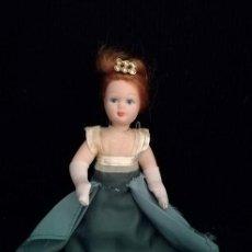 Muñecas Porcelana: ANTIGUA MUÑECA DE PORCELANA (TODO EL CUERPO DE PORCELANA). Lote 96213847