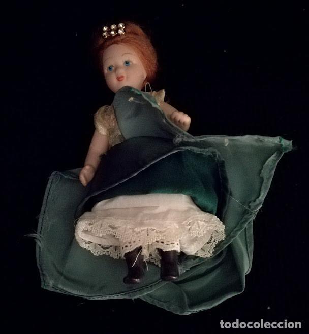 Muñecas Porcelana: Antigua muñeca de porcelana (todo el cuerpo de porcelana) - Foto 2 - 96213847