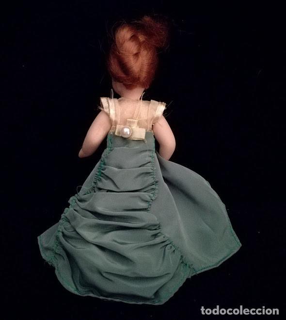 Muñecas Porcelana: Antigua muñeca de porcelana (todo el cuerpo de porcelana) - Foto 3 - 96213847