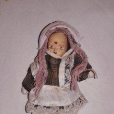 Muñecas Porcelana: MUÑECA FRANCESA AÑOS 80. GRENOBLE.. Lote 96551739