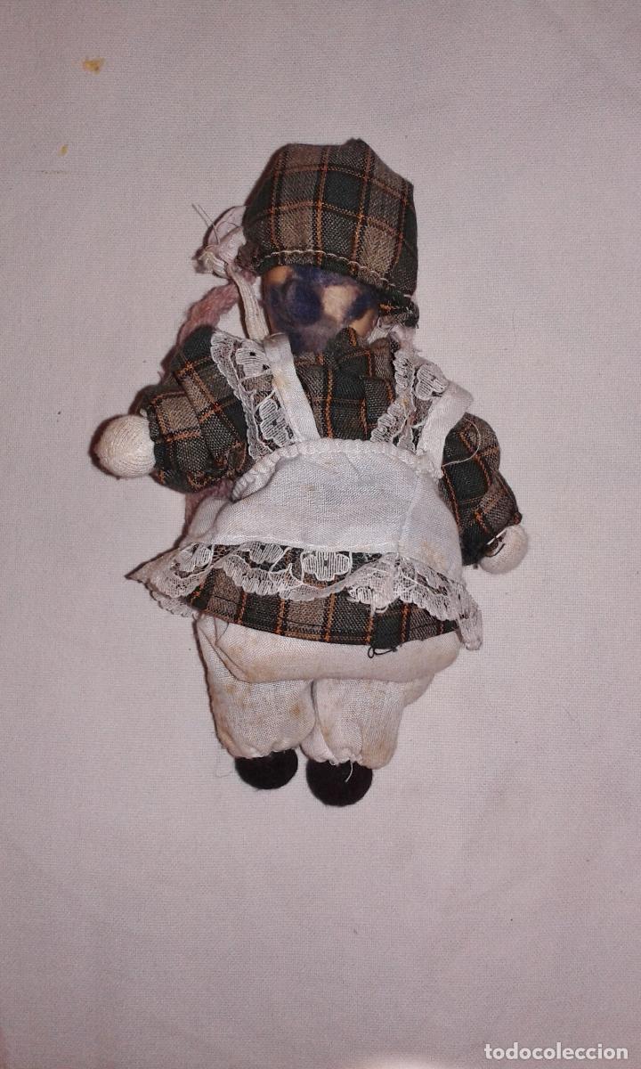 Muñecas Porcelana: Muñeca francesa años 80. Grenoble. - Foto 2 - 96551739