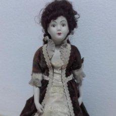 Muñecas Porcelana: ANTIGUA MUÑECA DE PORCELANA 41 CM. Lote 96894155