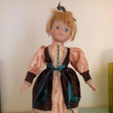Muñecas Porcelana: MUÑECA PORCELANA. Lote 97355240
