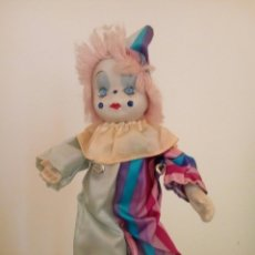 Muñecas Porcelana: MUÑECA PAYASO PORCELANA AÑOS 80. Lote 97357698