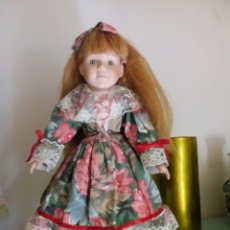 Muñecas Porcelana: MUÑECA PORCELANA THE CLASSIQUE COLLECTION DANIELLA. Lote 97369954