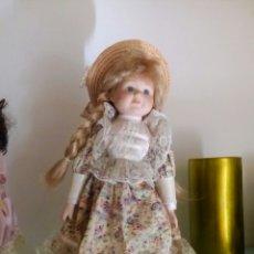 Muñecas Porcelana: P MUÑECA PORCELANA THE CLASSIQUE COLECTION TROS. Lote 97370066