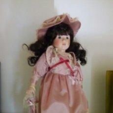 Muñecas Porcelana: P MUÑECA PORCELANA THE CLASSIQUE COLLECTION NATASHA. Lote 97370224