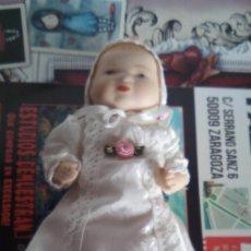 Muñecas Porcelana: MUÑECO MUÑECA BEBE PORCELANA BISCUIT. Lote 97453275