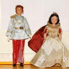 Muñecas Porcelana: PERSONAJES WALT DISNEY DE PORCELANA. Lote 97536139