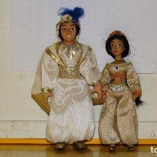 Muñecas Porcelana: PERSONAJES WALT DISNEY DE PORCELANA. Lote 97536175
