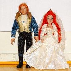 Muñecas Porcelana: PERSONAJES WALT DISNEY DE PORCELANA. Lote 97536195