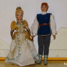 Muñecas Porcelana: PERSONAJES WALT DISNEY DE PORCELANA. Lote 97536219