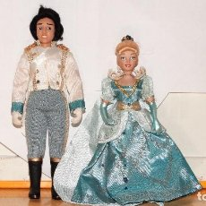 Muñecas Porcelana: PERSONAJES WALT DISNEY DE PORCELANA. Lote 97536267