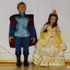 Muñecas Porcelana: PERSONAJES WALT DISNEY DE PORCELANA. Lote 97536287
