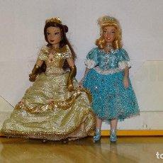 Muñecas Porcelana: PERSONAJES WALT DISNEY DE PORCELANA. Lote 97536575