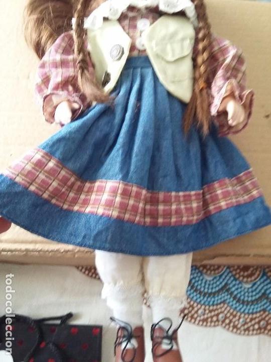 Muñecas Porcelana: Preciosa muñeca de porcelana - Foto 2 - 97961223