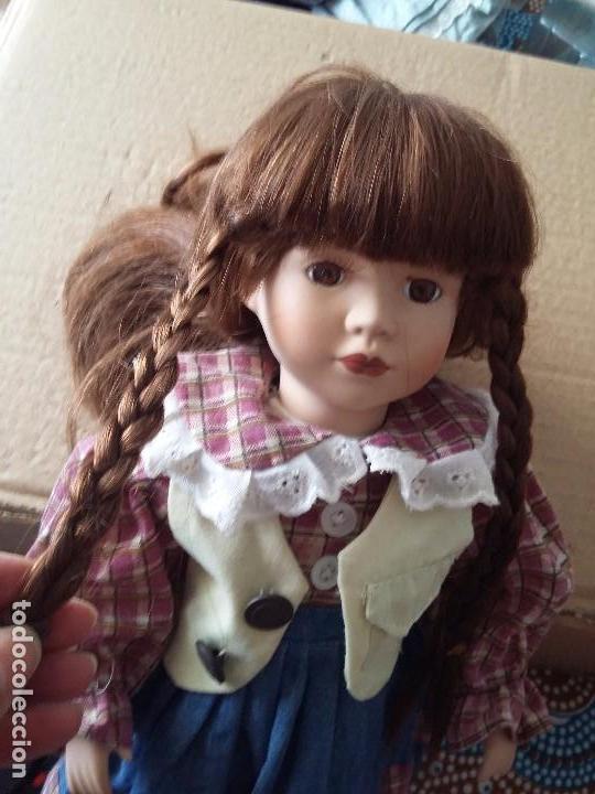 Muñecas Porcelana: Preciosa muñeca de porcelana - Foto 6 - 97961223