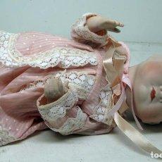 Muñecas Porcelana: BEBE ALEMAN PORCELANA. Lote 98134299