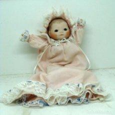 Muñecas Porcelana: BEBE PORCELANA 30 CM. Lote 98134599