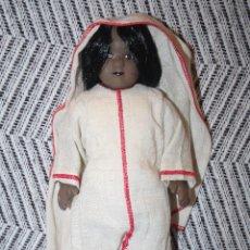 Muñecas Porcelana: ETIOPIA *** MUÑECAS DEL MUNDO DE PORCELANA (1986) *** ROPA TRADICIONAL *** NUEVA ***. Lote 99610855
