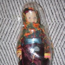 Muñecas Porcelana: AFGANISTAN *** MUÑECAS DEL MUNDO DE PORCELANA (1986) *** ROPA TRADICIONAL *** NUEVA ***. Lote 99622787