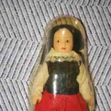 Muñecas Porcelana: GRECIA *** MUÑECAS DEL MUNDO DE PORCELANA (1986) *** ROPA TRADICIONAL *** NUEVA ***. Lote 99624119