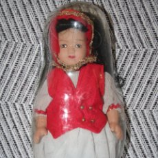Muñecas Porcelana: HUNGRIA *** MUÑECAS DEL MUNDO DE PORCELANA (1986) *** ROPA TRADICIONAL *** NUEVA ***. Lote 99631723