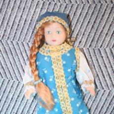 Muñecas Porcelana: RUSIA *** MUÑECAS DEL MUNDO DE PORCELANA (1986) *** ROPA TRADICIONAL *** NUEVA ***. Lote 99649375
