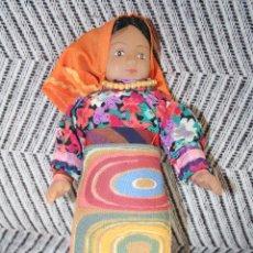 Muñecas Porcelana: PANAMÁ *** MUÑECAS DEL MUNDO DE PORCELANA (1986) *** ROPA TRADICIONAL *** NUEVA ***. Lote 99649687