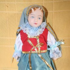 Muñecas Porcelana: REPUBLICA CHECA *** MUÑECAS DEL MUNDO DE PORCELANA (1986) *** ROPA TRADICIONAL *** NUEVA ***. Lote 99650323