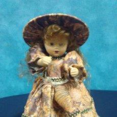 Muñecas Porcelana: MUÑECA PORCELANA CAJA MUSICA. Lote 99715823