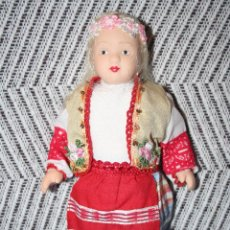 Muñecas Porcelana: UCRANIA *** MUÑECAS DEL MUNDO DE PORCELANA (1986) *** ROPA TRADICIONAL *** NUEVA *** . Lote 99869715
