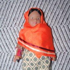 Muñecas Porcelana: PAKISTÁN *** MUÑECAS DEL MUNDO DE PORCELANA (1986) *** ROPA TRADICIONAL *** NUEVA *** . Lote 99886459